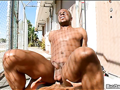 Hawt interracial gay xxx