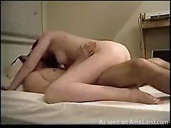 Sexy homemade video