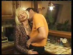 Son Fucks Mom In Front Of Dad