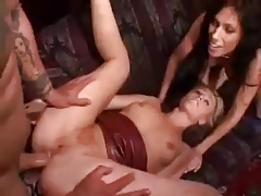 Husband 'N Wife Enjoy Another Woman