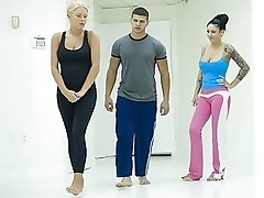 Group Sex Training